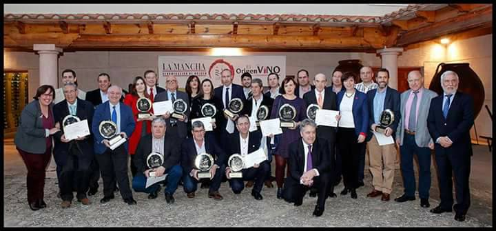 Todos los vinos DO La Mancha premiados en los XXX Premios a la Calidad