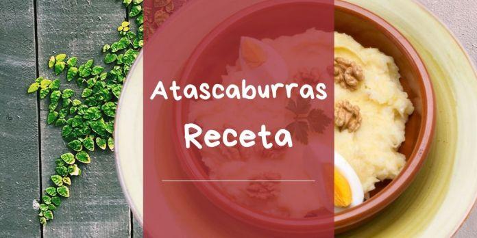 receta atascaburras ajoarriero