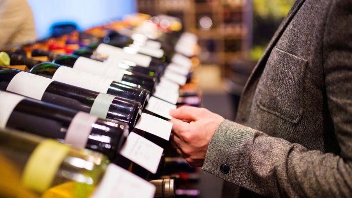 ventas de vino en españa