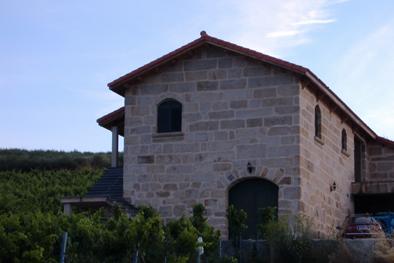 Bodega Quinta do Buble. Foto: Marcial
