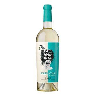 vino blanco la maldita garnacha blanca