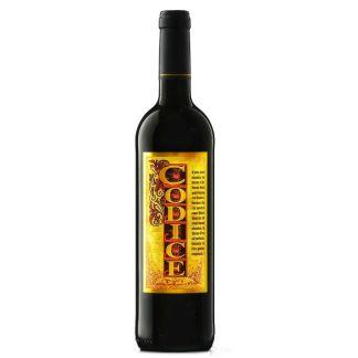 vino tinto códice