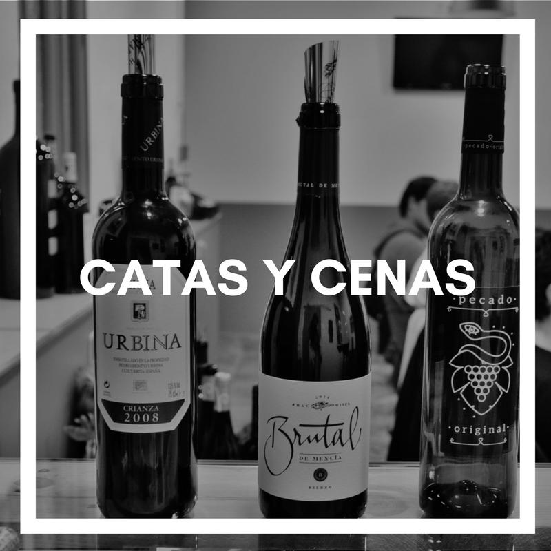 Catas y Cenas