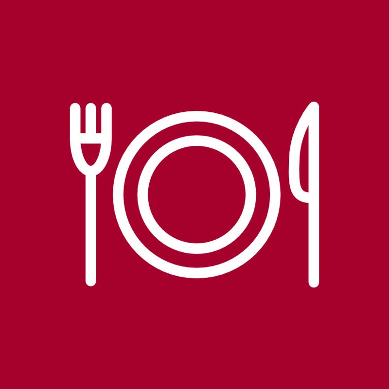 Cenas y eventos privados