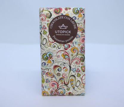 chocolate con leche utopick petazetas pasion