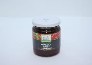 mermelada de tomate con hierbabuena las delicias del palacio del dean