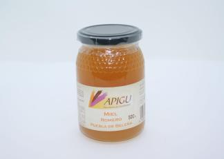 miel de romero apicultores de guadalajara