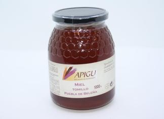 miel de tomillo apicultores de guadalajara