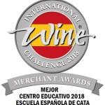 MEJOR CESCUELA IWC 2018