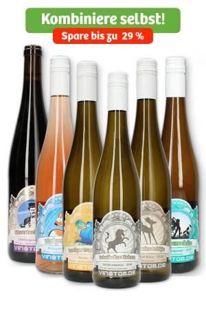 6er Weinbox