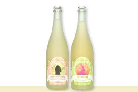 Weinflaschen Seccos