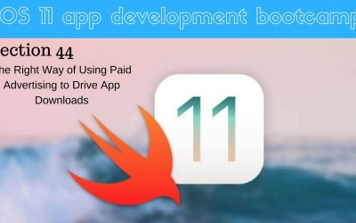 iOS 11 app development bootcamp (314 Use Your Competitors' Ad Budget)