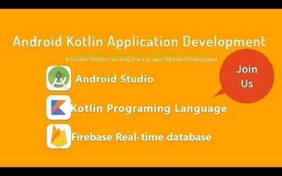 Android Kotlin Application Development