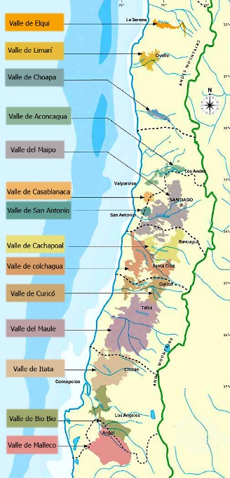 Image courtesy of chilean-wine.com