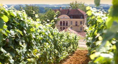 Château Montus Photo credit: www.dax.ie/restaurant