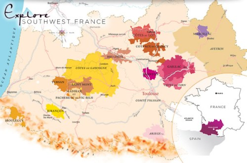 Photo Credit: Wines of Southwest France