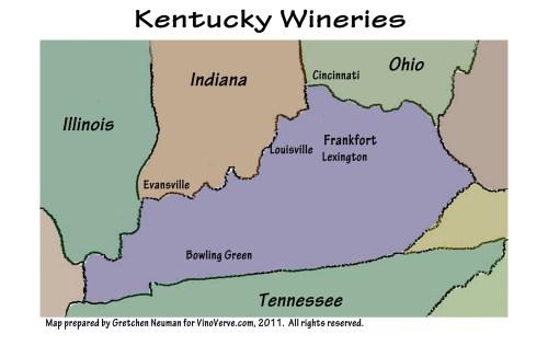Kentucky Wineries
