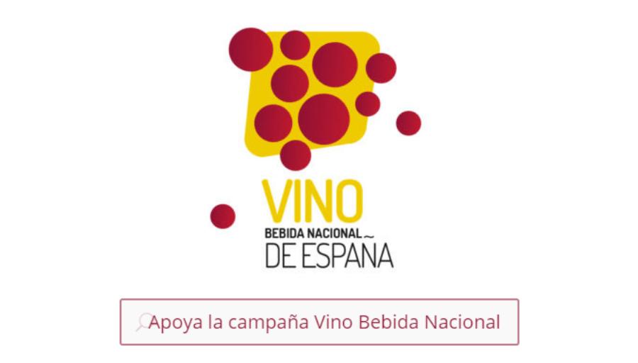 Petición para que el vino sea declarado BEBIDA NACIONAL de España.