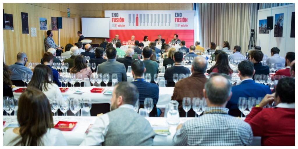 Enofusión 2019 vinos y catas