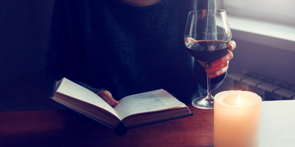 libros y novelas sobre vinos