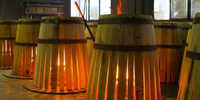 tostado barricas vino tipos