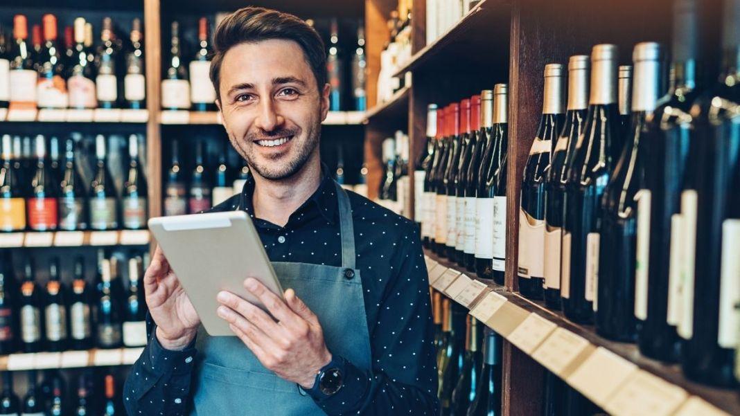 tecnologia blockchain vino
