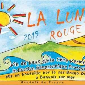 La cuvée La Luna 2019 de Bruno Duchêne