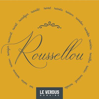 ROUSSELLOU Blanc 2018 du domaine Le Verdus