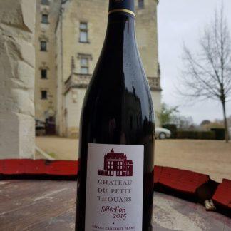 Touraine rouge 2015 château du Petit Thouars