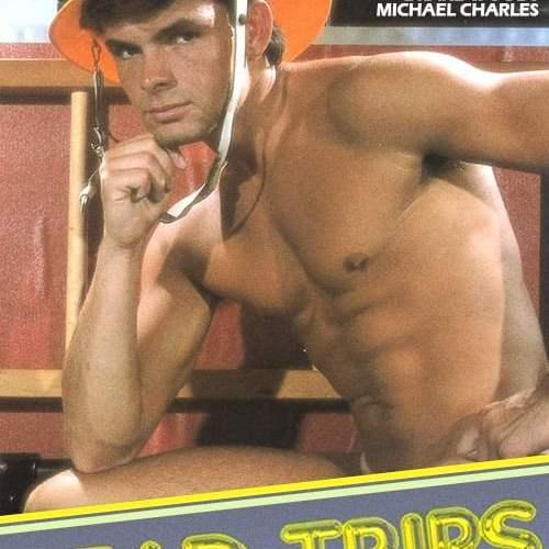 Tico Patterson bareback fuck Drake Woods Michael Charles Head Trips gay hot vintage daddy dude men porn