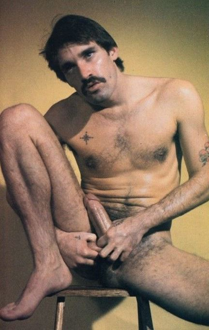 Brad Mason vintage gay hot daddy dude men porn