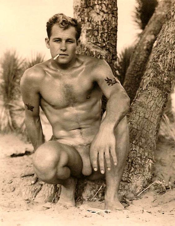 gay vintage hot physique daddy dudes men