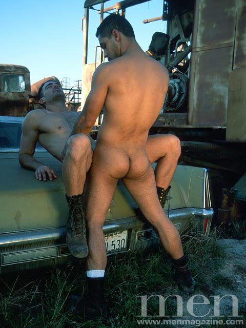 Eric Hanson Diego Stefano gay hot daddy dude men porn