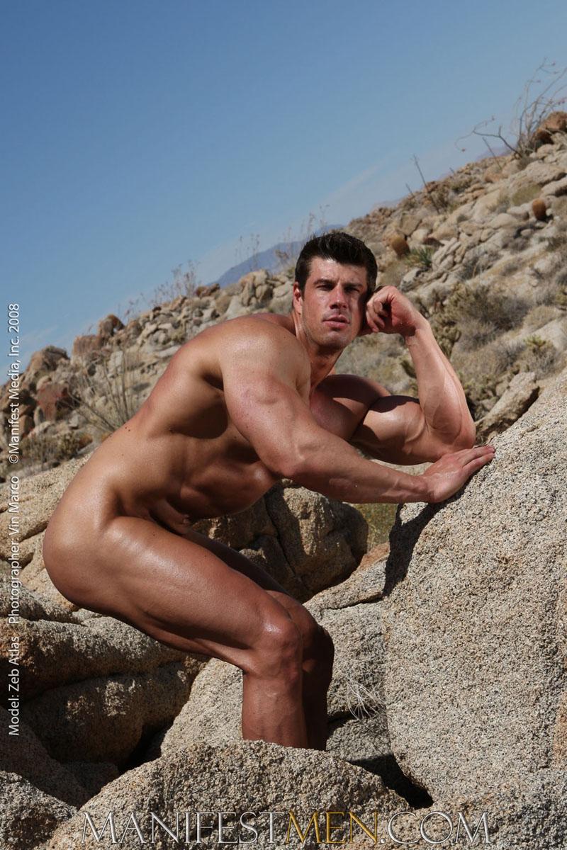 Zeb Atlas gay hot daddy dude men porn