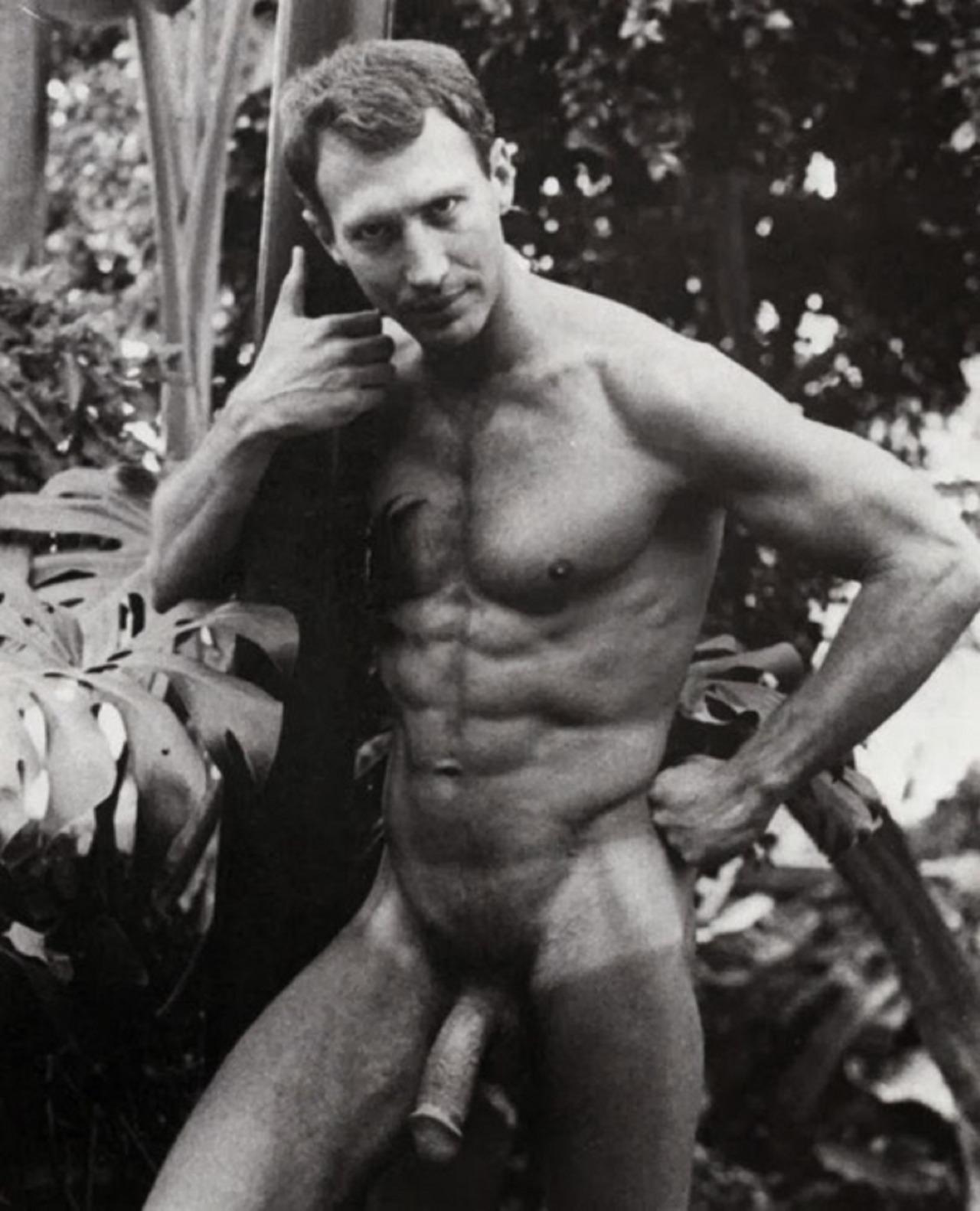 Hal Drake vintage gay hot daddy dude men porn