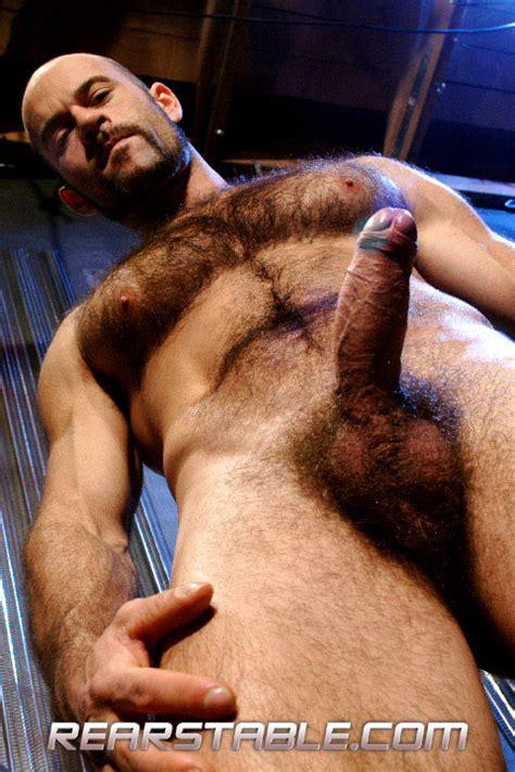 Aaron Action gay hot daddy dude men porn