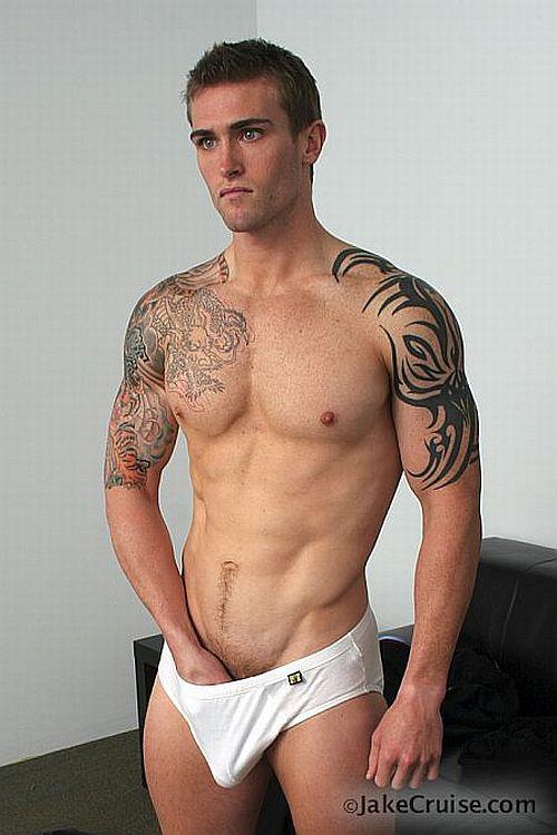David Taylor hot gay daddy dude men porn