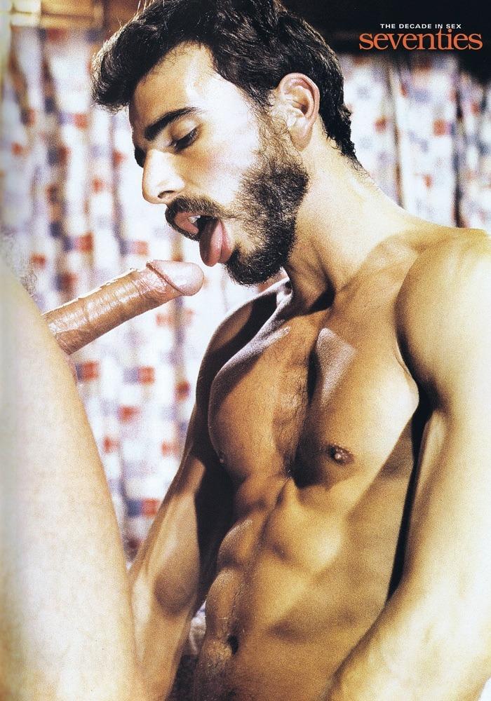 Al Parker vintage gay hot daddy dude men porn suck