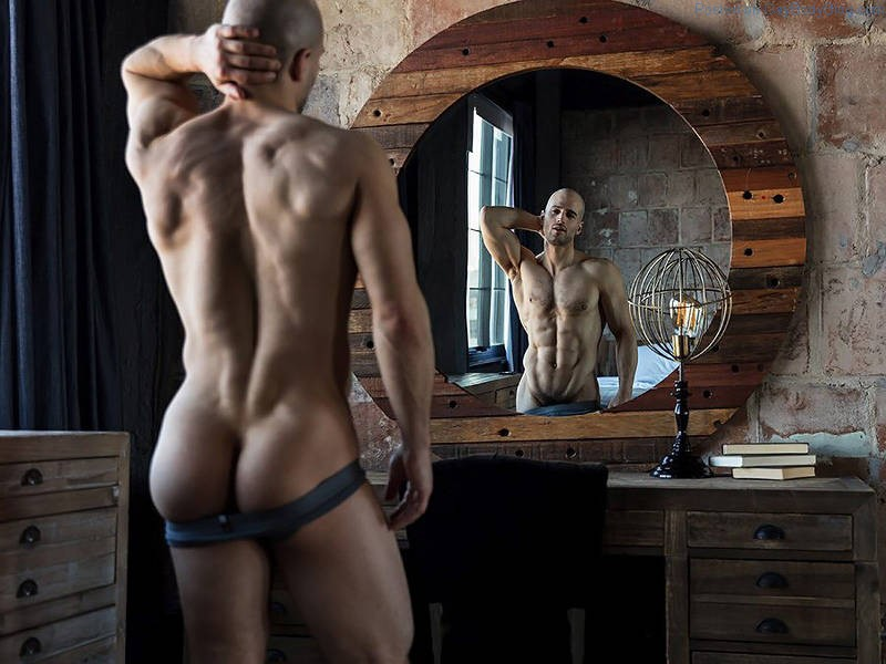 Todd Sanfield gay hot daddy dude porn