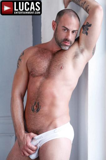 CJ Madison gay hot daddy dude men porn