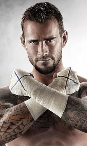 CM Punk Phillip Jack Brooks hot ripped rugged men dudes
