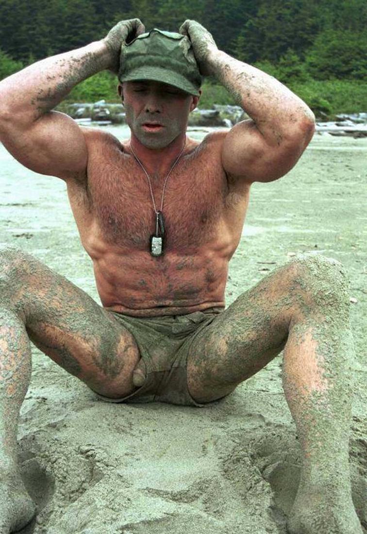 Jake Stockman gay hot military dude daddy men porn