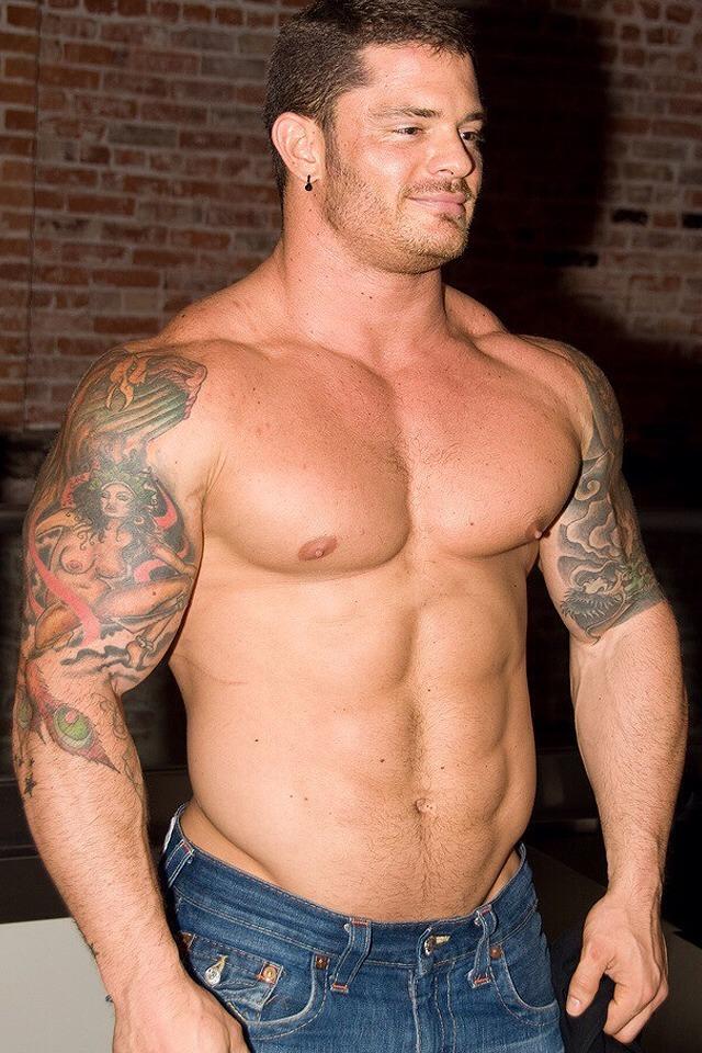 Mitchell Rock gay hot dude daddy men porn