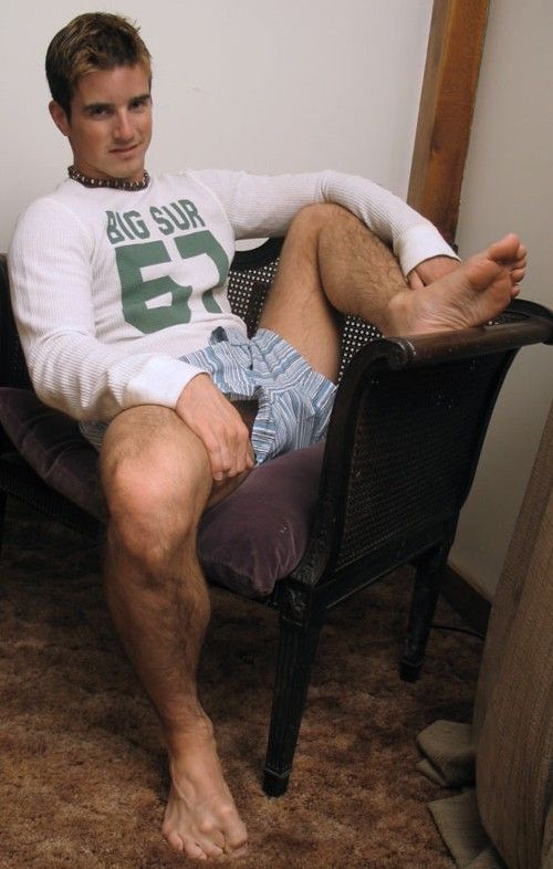 Brodie Jeremy East gay hot daddy dude men feet