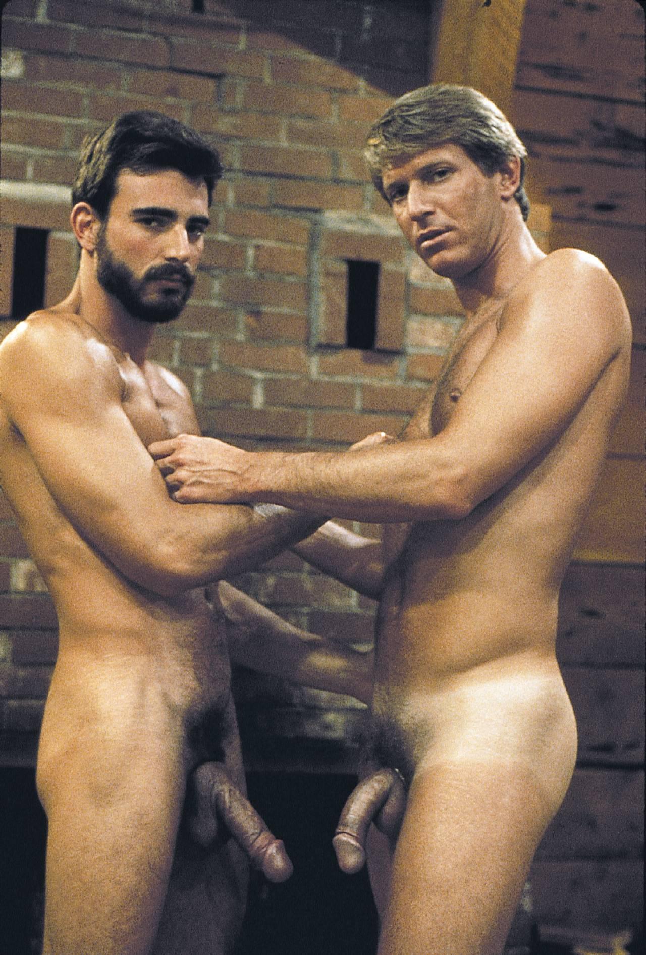 Dick Fisk Casey Donovan Chad Benson Al Parker vintage bareback fuck orgy gay hot daddy dude men porn Other Side Aspen