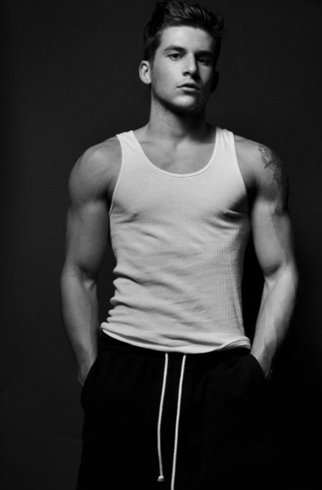 Eric C gay hot daddy dude men model