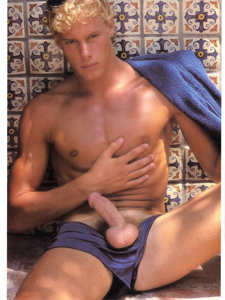 Kurt Marshall vintage gay hot dudes men