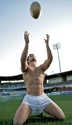 David Williams rugby hot daddies dudes men