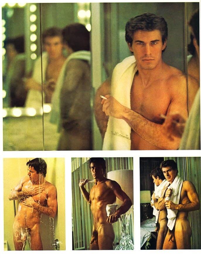 Tony Stephano vintage gay hot daddy dude men porn