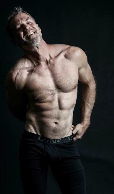 Christopher Gernon hot daddies dudes men